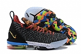 Nike LeBron 16 Shoes Mens Nike Lebrons James 16s Basketball Shoes XY32