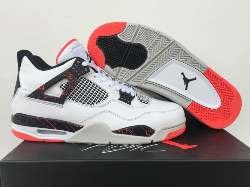 premium selection 81fc8 6ad1d Air Jordan 4 Hot Lava 2019 Mens Retro Jordans 4s Shoes XY6 -  Getfashionsstore.
