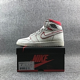 Air Jordan 1 Retro High OG Phantom White Red Girls Womens Retro Jordans 1s Shoes SD7,baseball caps,new era cap wholesale,wholesale hats