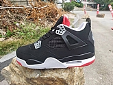 Air Jordan 4 Black Grey Red 2019 Womens Girls Retro Jordans 4s Shoes SD1,baseball caps,new era cap wholesale,wholesale hats