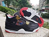 Air Jordan 4 Retro 2019 Mens Retro Jordans 4s Shoes SD10