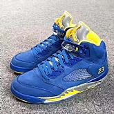 Air Jordan 5 JSP Laney 2019 Mens Retro Jordans 5s Shoes SD1