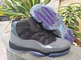 Air Jordan 11 Retro Grey Mens Retro Jordans 11s Shoes SD8