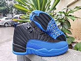 Air Jordan 12 Game Royal 2019 Mens Retro Jordans 12s Shoes XY4