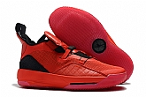 Air Jordan 33 Red Mens Retro Jordans 33s Shoes SD8