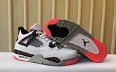 Air Jordan 4 Hot Lava 2019 Mens Retro Jordans 4s Shoes SD13