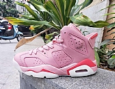 Air Jordan 6 Tinker 2019 Girl Womens Retro Jordans 6s Shoes SD1